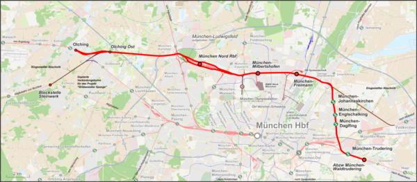 Der Münchner Nordring